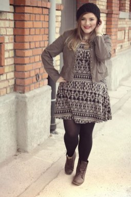 Casual And Comfy Plus Size Fall Outfits Ideas07