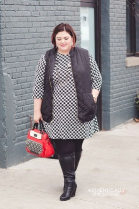 Casual And Comfy Plus Size Fall Outfits Ideas18