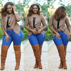 Casual And Comfy Plus Size Fall Outfits Ideas20