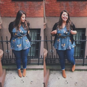 Casual And Comfy Plus Size Fall Outfits Ideas40