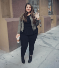 Casual And Comfy Plus Size Fall Outfits Ideas42