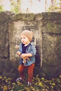 Cute Adorable Fall Outfits For Kids Ideas06