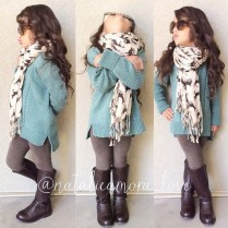 Cute Adorable Fall Outfits For Kids Ideas09
