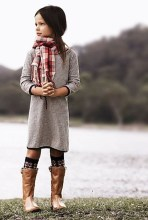 Cute Adorable Fall Outfits For Kids Ideas37