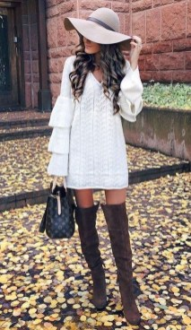 Gorgeous Fall Outfits Ideas For Women06