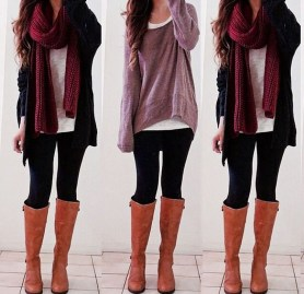Gorgeous Fall Outfits Ideas For Women22