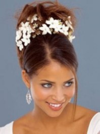 Gorgeous Wedding Hairstyles For Black Women05