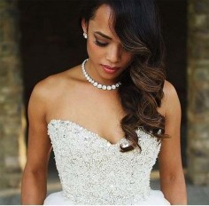 Gorgeous Wedding Hairstyles For Black Women15