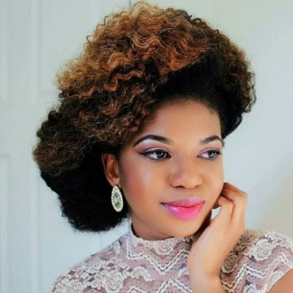 Gorgeous Wedding Hairstyles For Black Women23