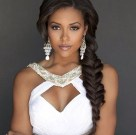 Gorgeous Wedding Hairstyles For Black Women24