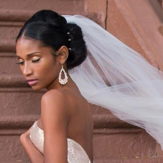 Gorgeous Wedding Hairstyles For Black Women33