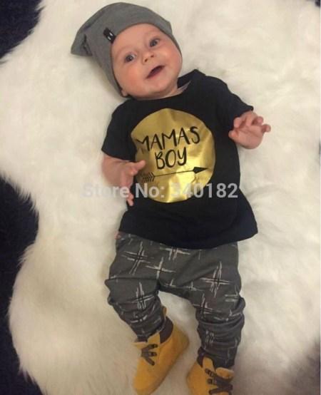Most Popular Newborn Baby Boy Summer Outfits Ideas37