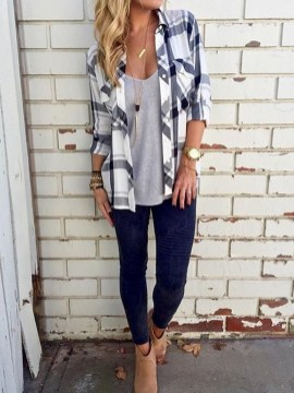 Simple But Nice Fall Outfis Ideas25