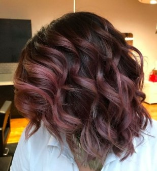 Stunning Fall Hair Color Ideas 2018 Trends36