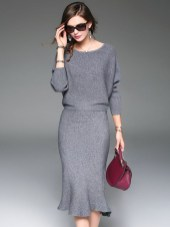 Stylish Work Dresses Inspirations Ideas To Wear This Fall04