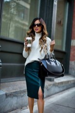 Stylish Work Dresses Inspirations Ideas To Wear This Fall10