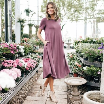 Stylish Work Dresses Inspirations Ideas To Wear This Fall12