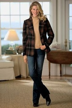 Amazing Looks For Over 40 Women Inspiration29