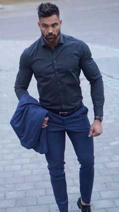 Awesome European Men Fashion Style To Copy09
