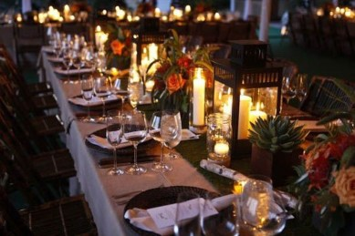 Awesome Outdoor Fall Wedding Tips Ideas29