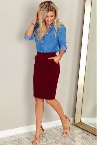 Comfortable Work Outfit Inspiration06