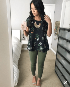 Comfortable Work Outfit Inspiration12