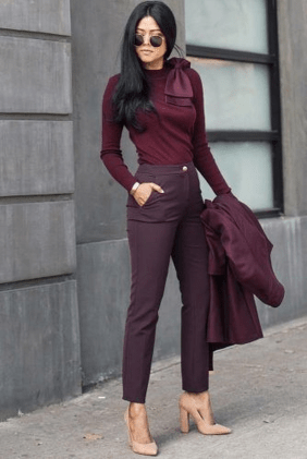 Comfortable Work Outfit Inspiration17