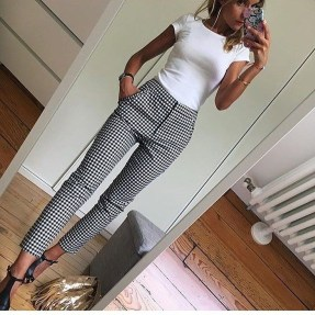 Comfortable Work Outfit Inspiration21