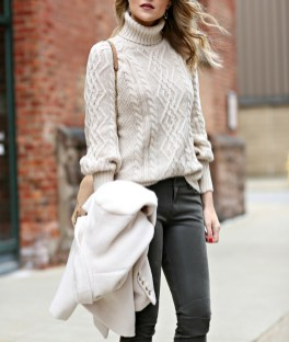 Cute Winter Outfits Ideas To Copy Right Now23