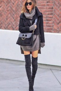 Cute Winter Outfits Ideas To Copy Right Now30