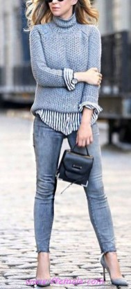 Elegant Fall Outfits Ideas To Inspire You16