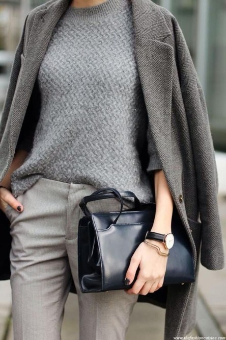 Elegant Fall Outfits Ideas To Inspire You43