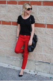 Magnificient Summer Outfit Ideas With Black Flats02