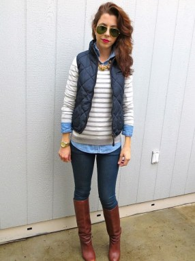 Perfect Fall Outfits Ideas To Copy Asap04