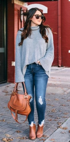 Perfect Fall Outfits Ideas To Copy Asap34