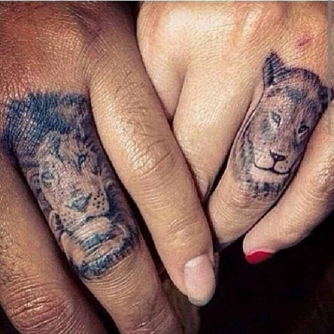 Perfect Wedding Tattoo Ideas04