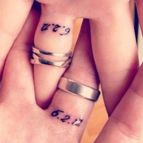 Perfect Wedding Tattoo Ideas09