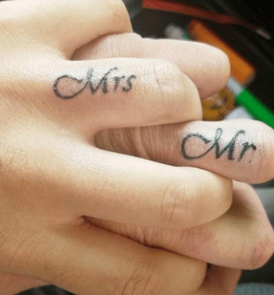 Perfect Wedding Tattoo Ideas10