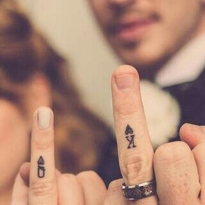 Perfect Wedding Tattoo Ideas11