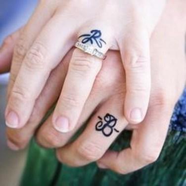 Perfect Wedding Tattoo Ideas18