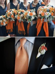 Popular Fall Wedding Color Trends Ideas31