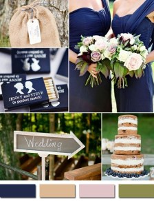 Popular Fall Wedding Color Trends Ideas32