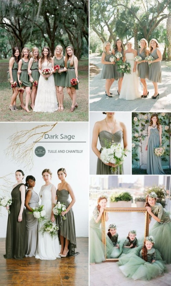 Popular Fall Wedding Color Trends Ideas46