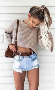 Pretty Summer Casual Outfits Ideas For Women02