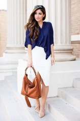 Stunning Work Office Outfit Ideas28