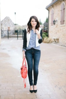 Stylish Fall Outfit Ideas For Daily Occasions39
