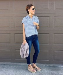 Trendy And Casual Outfits To Wear Everyday34