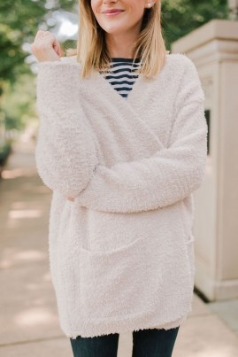 Unique Ways To Wear A Cardigan This Fall24