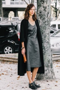 Unique Ways To Wear A Cardigan This Fall29