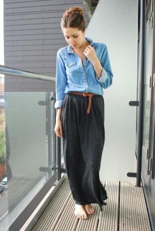 Wonderful Ways Wear Bun Fall Ideas38